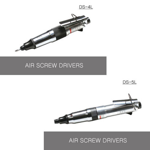 SCREW DRIVERS - CUSHION CLUTCH TYPE